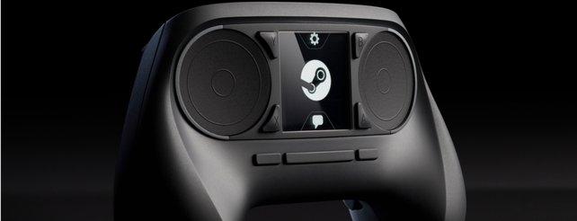 Steam Controller: Valve kündigt berührungsempfindliches Gamepad an