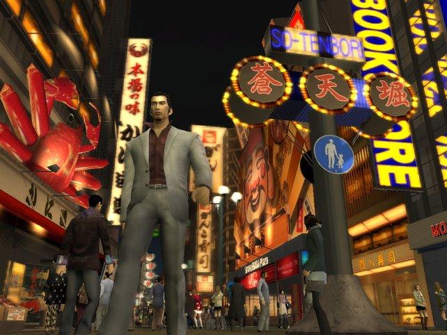 Osaka dient als neuer Handlungsort.