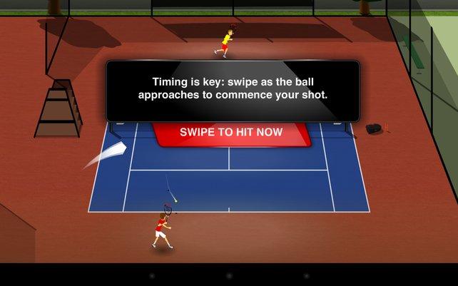 Ein guter Wisch zur rechten Zeit macht euch für Wimbledon bereit!