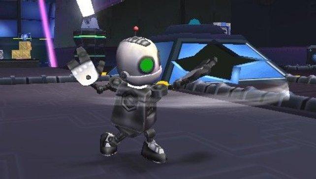 Unser Agent kann Clank-Fu