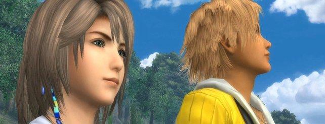 Final Fantasy X HD: Video zeigt den Vergleich zur PS2-Fassung