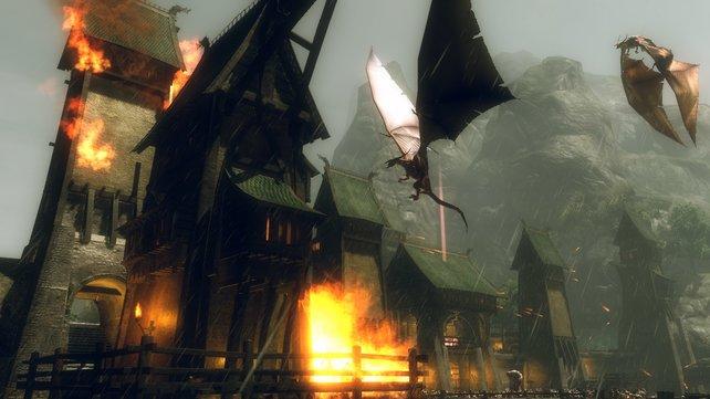 """""""Viking"""" spielt in einer interessanten Fantasywelt"""