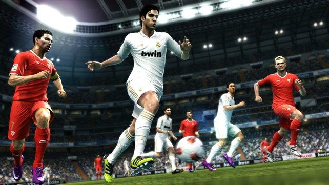 Die spanische Liga ist wieder voll lizenziert, der Meister Real Madrid also mit allen Spielern vertreten.