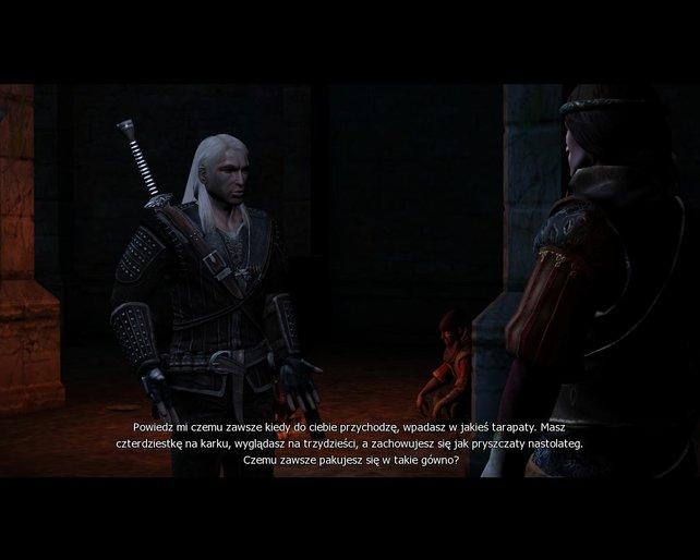 CSI-Stil: Nachdem Hexer Geralt von Riva im Ort Carreras ankommt, ermittelt er in einem Mordfall.