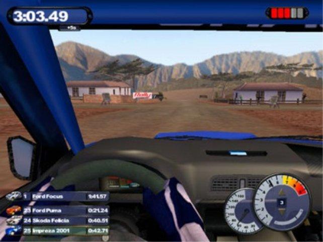 Die Cockpit-Ansicht