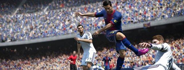 """Fifa 14: Neuheiten des """"Ultimate Team""""-Modus erklärt (Video)"""