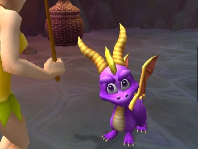 Der kleine Drache Spyro