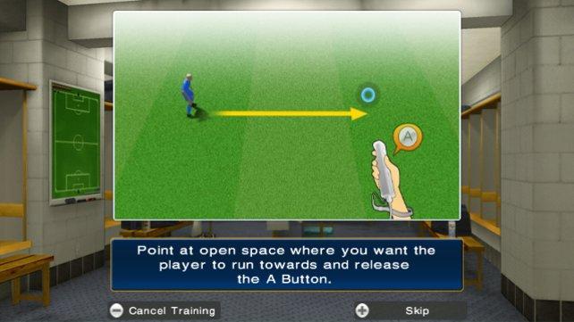 Erst mal trainieren: Die Steuerung mit Wiimote und Nunchuck bedarf Übung.