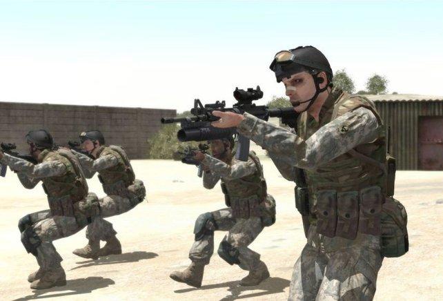 US Spezialeinheiten stürmen Rahmadi