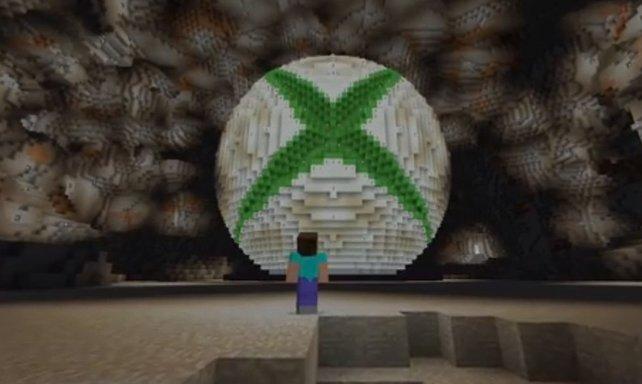 Kann Minecraft auch auf der Xbox One überzeugen?