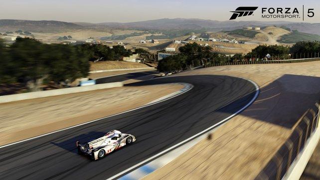 Forza sieht schöner aus denn je.