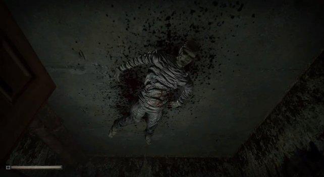 Monster wie diese erinnern an die grotesken Wesen aus Silent Hill.