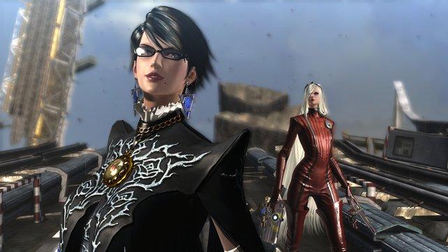 Bayonetta und Jeanne arbeiten auch diesmal zusammen.