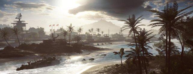 """Battlefield 4: Mehrspieler-Karte """"Paracel Storm"""" im Video vorgestellt"""