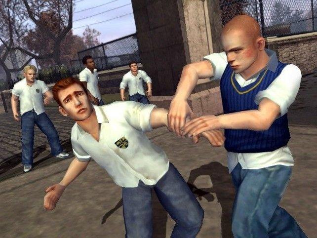 Jimmy hat regelmäßig Streit mit seinen Mitschülern.