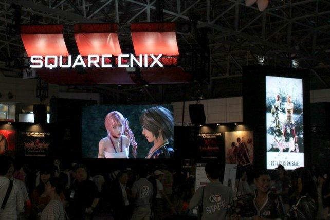 Final Fantasy 13-2 und Type-0 sind erstmals spielbar.