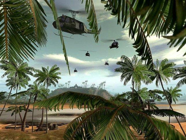 Call of Duty 7 spielt vermutlich während des Vietnamkonflikts (Bild: Battlefield Vietnam).