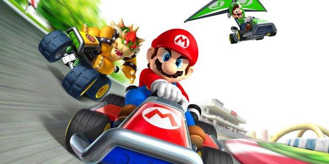 In Mario Kart 7 veranstaltet Nintendo den Family and Friends Cup 2013.