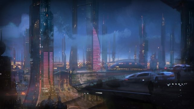 Ihr werdet auf viele verschiedene Zivilisationen in der Milchstraße treffen.