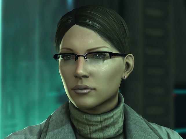 Dr. Ariel Hanson, die Ärztin, der Rebellen vertrauen.
