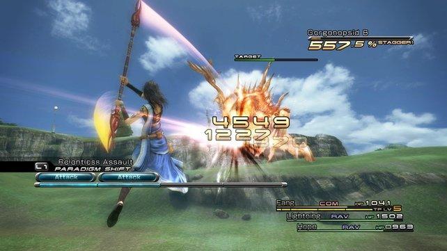 Final Fantasy 13: Ein Spiel, mit dem ich mich wohl niemals anfreunden werde. Trotzdem bleibt es in einem wichtigen Punkt absolut ehrlich. In welchem, das erfahrt ihr im nächsten Absatz.