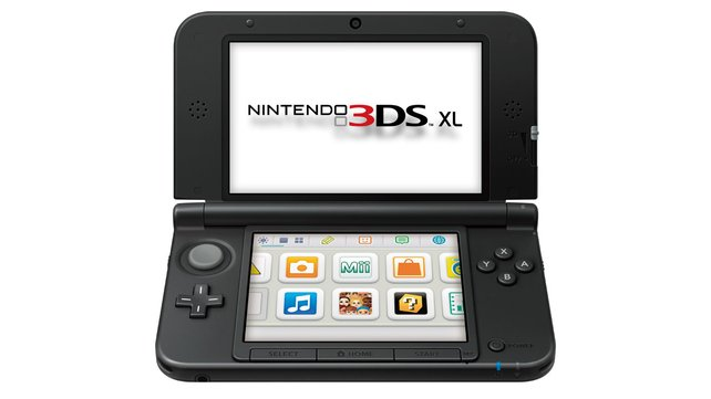 Ein Rundumkönner für unterwegs: der Nintendo 3DS XL.