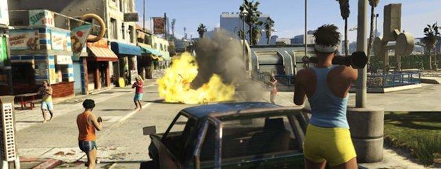GTA 5: Kostenlose Erweiterung namens Strandliebhaber kommt nächste Woche