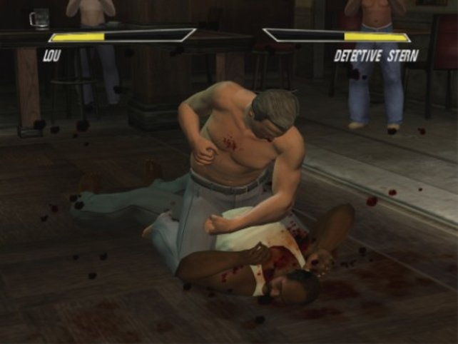 Fight Club Kämpfer kennen keine Gnade
