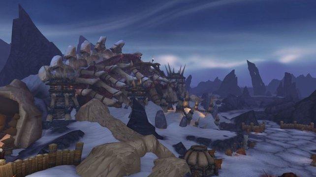 In Warlords of Draenor gibt es ein neue Welt zu erkunden.