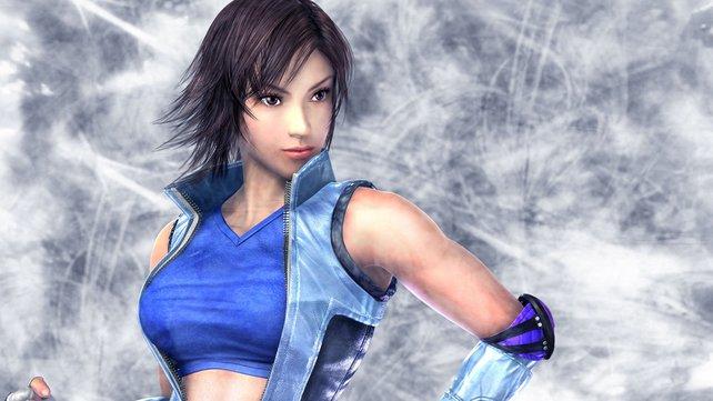 Asuka Kazama hatte bei Tekken 5 ihren ersten Auftritt.