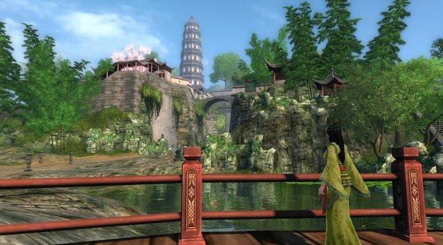 Age of Wulin entführt euch ins mittelalterliche China und lässt euch die fernöstliche Kampfkünste lernen.