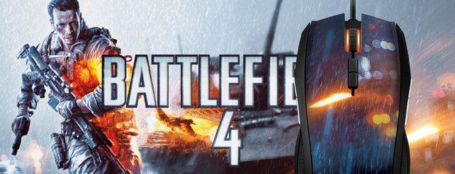 Battlefield 4: Razer bringt komplettes Zubehörpaket mit Maus und Tastatur