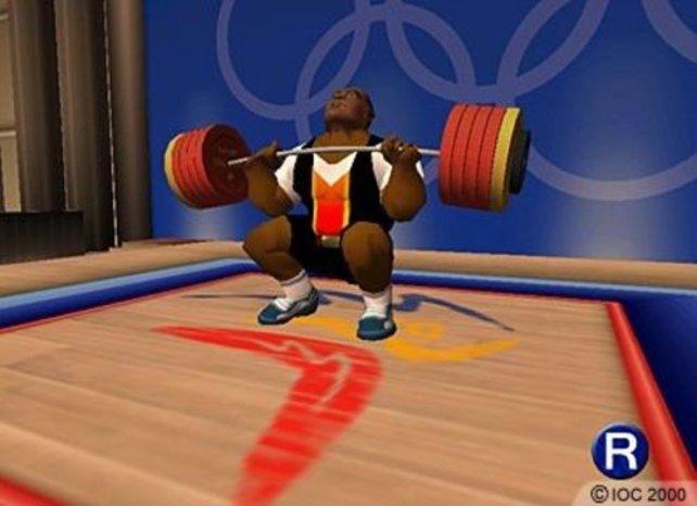 Gewichtheben der Männer