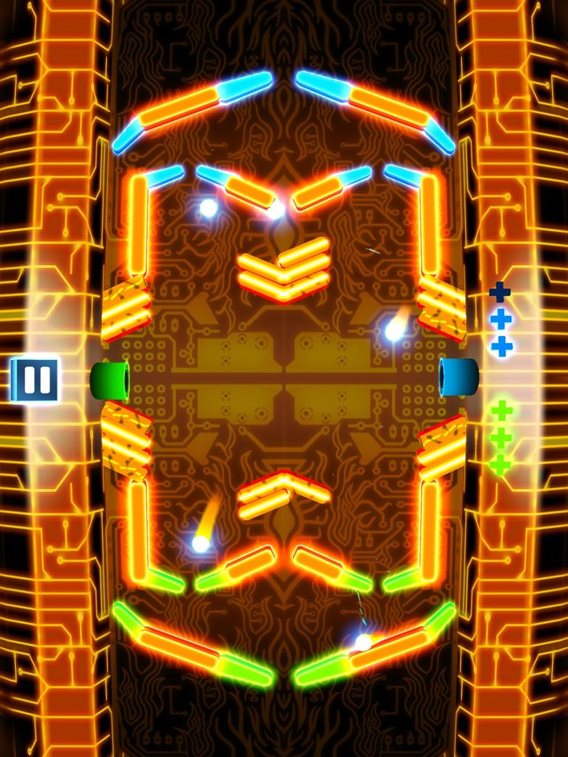 PinWar überzeugt mit ideenreichen Flippertischen und Zweispieler-Modus.