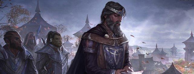 Im Dolchsturz-Bündnis kämpft ihr an der Seite von Großkönig Emeric.