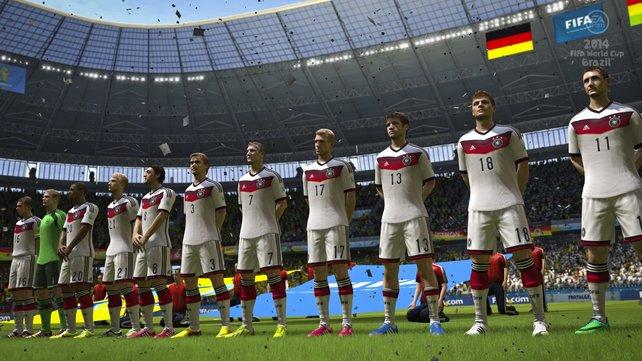 203 Nationen kämpfen nicht nur in der WM, sondern auch bei der Qualifikation.
