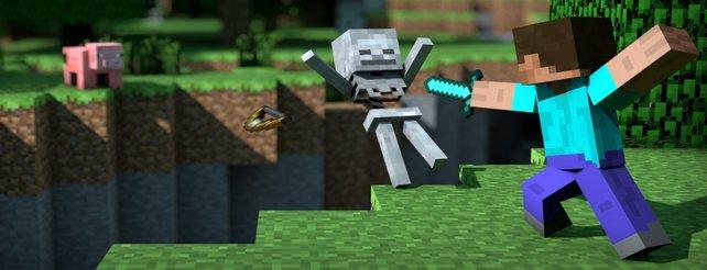 Minecraft: Erfolg der PC-Version reißt nicht ab