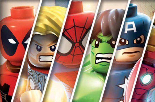 Über 100 bekannte Marvel-Charaktere, wie Spider-Man, Iron Man oder Thor, stehen zur Auswahl.