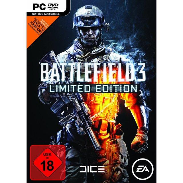 Battlefield 3 ist ab 18 Jahren - die Beta natürlich auch.