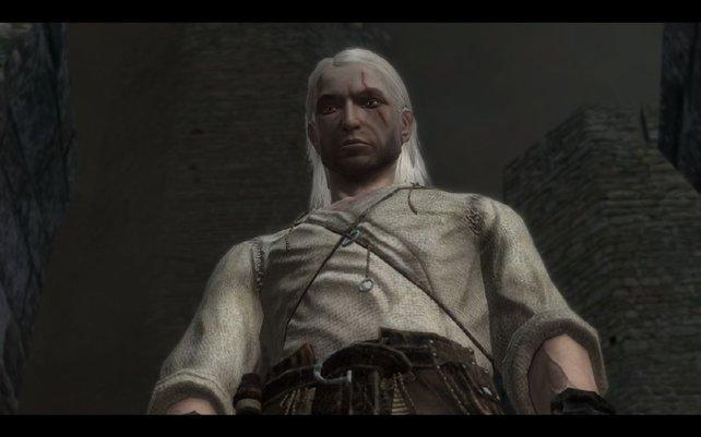 Geralt ist kein klassischer Held, sondern ein Gequälter