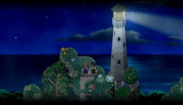To The Moon bietet feine Pixel-Kunst.