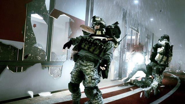 Die Beta zu Battlefield 4 startet voraussichtlich im Herbst 2013. (Battlefield 3)