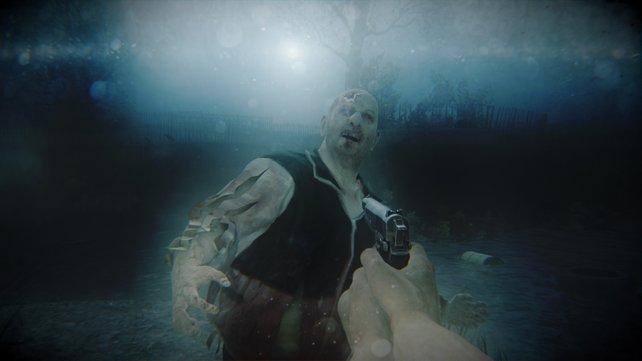 Willkommen im britischen Zombie-Sumpf!