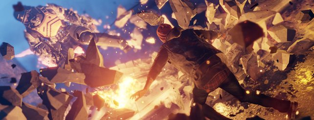 Infamous - Second Son: So entstehen die explosiven Effekte (Video)