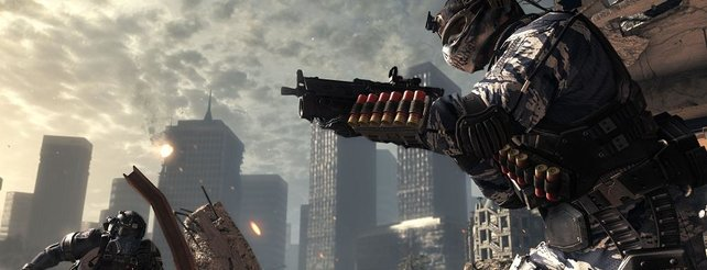 Call of Duty - Ghosts: Activision verrät minimale Systemanforderungen
