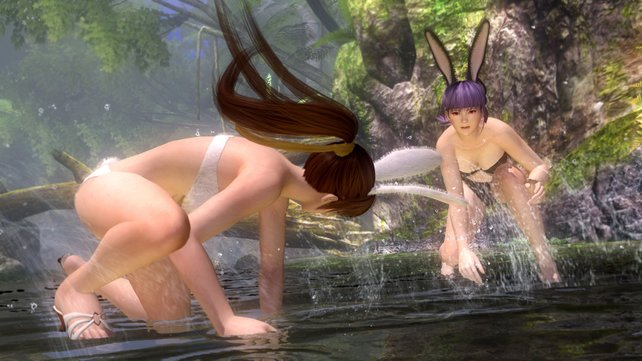 In Dead or Alive 5 geht es freizügig zu. Doch das Spiel kann mehr als Haut zeigen.