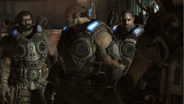 Eine Gruppe aus bis zu vier Spielern kann sich im kooperativen lokalen Modus austoben.