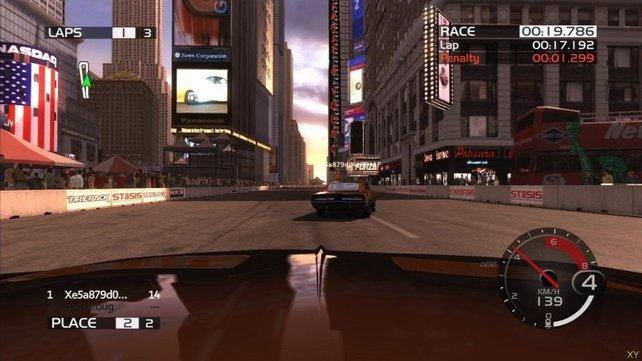 In New York findet das spektakulärste Rennen statt