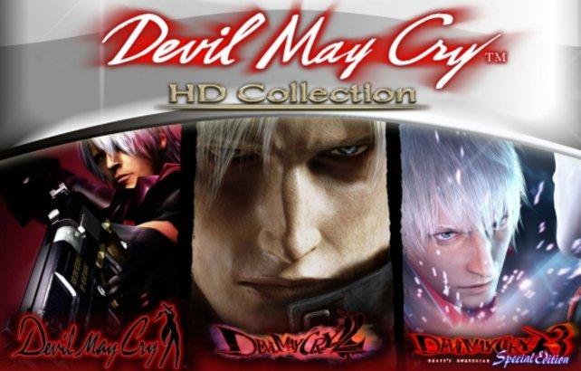 Die ersten drei Teile von Devil May Cry gibt es jetzt für 360 und PS3.