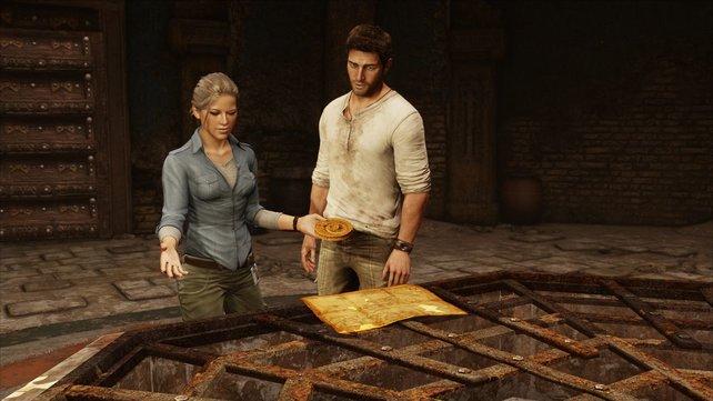 Drake und Elena sind auf der Suche nach einer verlorenen Stadt.